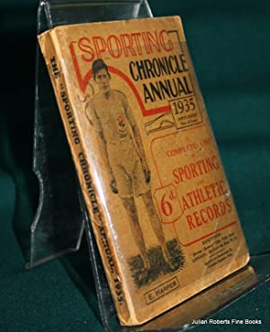 The Sporting Chronicle Annual for 1935: Sporting Chronicle