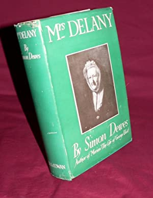 Mrs. Delany: DEWES, Simon