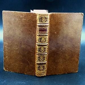 Observationum Medicinalium. Libri Tres, Quibus omnium morborum: LOMMIUS, Jodocus.