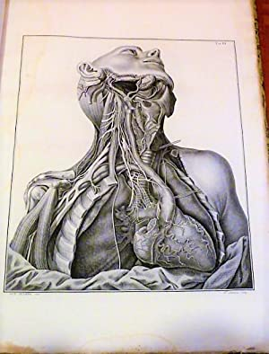 Tabulae neurologicae ad illustrandam historiam anatomicam cardiacorum: SCARPA, Antonio.