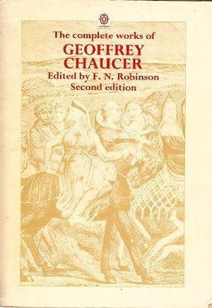 The Complete Works of Geoffrey Chaucer: Chaucer, Geoffrey
