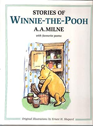 STORIES OF WINNIE THE POOH: Milne, A.A.