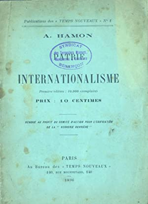 Patrie et Internationalisme