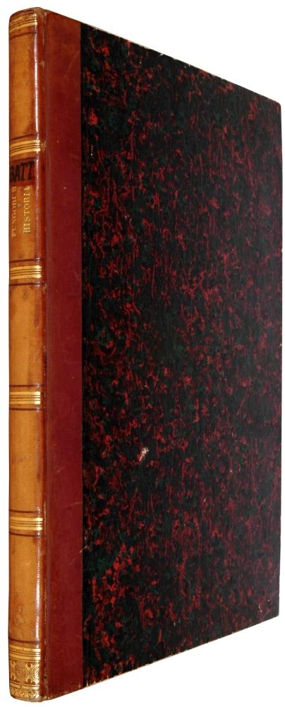 Fungorum Agri Ariminensis historia . quam sub: BATTARRA, (G.A.).