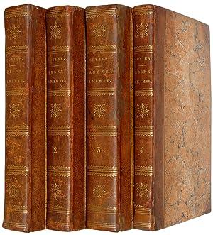 Le Règne Animal distribué d'après son organisation,: CUVIER, G.