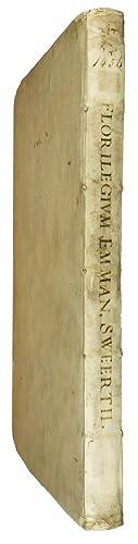 Florilegium amplissimum et selectissimum, quo non, tantum: SWEERTS, E.