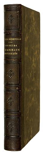 Spécies et iconographie générique des Animaux Articulés: GUÉRIN-MÉNEVILLE, F.E.