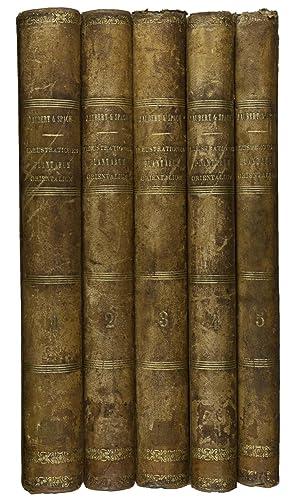 Illustrationes Plantarum Orientalium.: JAUBERT, H.F. &