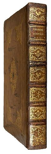 Icones Avium omnium, quae in historia avium: GESSNER, C.