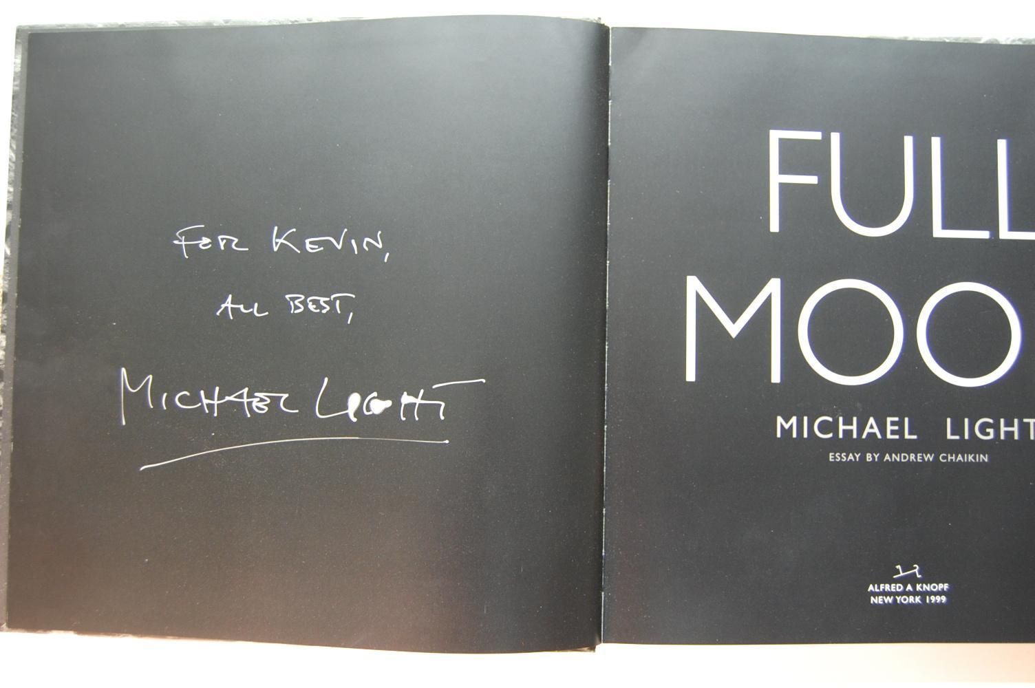 Full new book moon