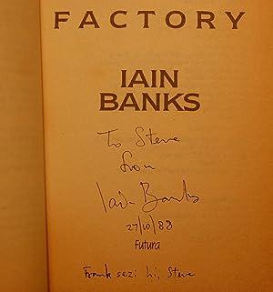The Wasp Factory: Banks, Iain