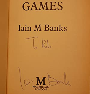 The Player of Games: Banks, Iain M.