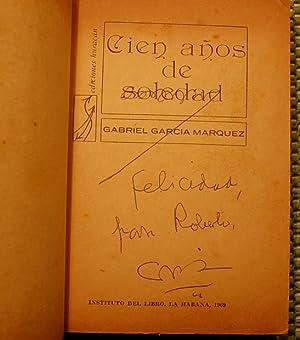 Cien años de Soledad (One Hundred Years: Garcia Marquez, Gabriel