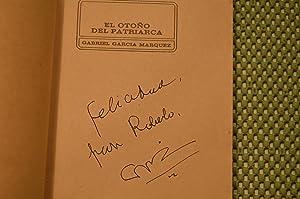 El Otono del Patriarca (The Autumn of the Patriarch): Garcia Marquez, Gabriel