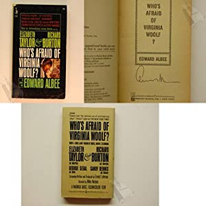 Who's Afraid of Virginia Woolf: Albee, Edward