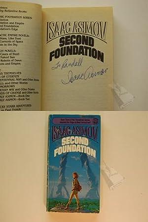 Second Foundation: Asimov, Isaac