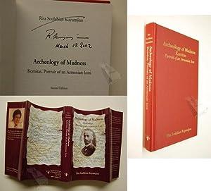 Archeology of Madness: Komitas Portrait of an Armenian Icon (Signed): Kuyumjian, Rita Soulahian