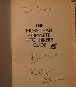 The More Than Complete Hitchhiker's Guide: Complete: Adams, Douglas