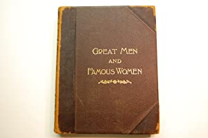 Great Men and Famous Women- Full 8 Volume Set: Horne, Charles F.