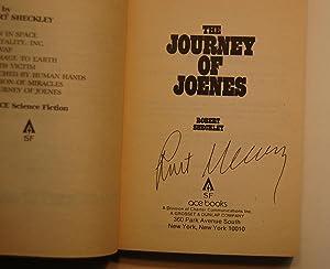 The Journey Of Joenes: Sheckley, Robert