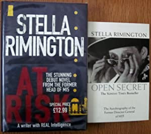 "At Risk -- Also Includes ""Open Secret"" the Autobiography of the Former Director General of ..."