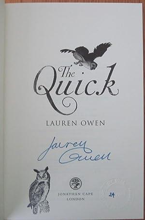 The Quick: Lauren Owen