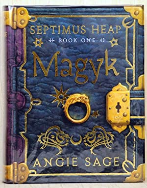 Magyk (Signed, Numbered Limited Edition): Sage, Angie
