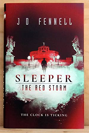 Sleeper Red Storm (UK Signed & Numbered: J.D. Fennell, JD