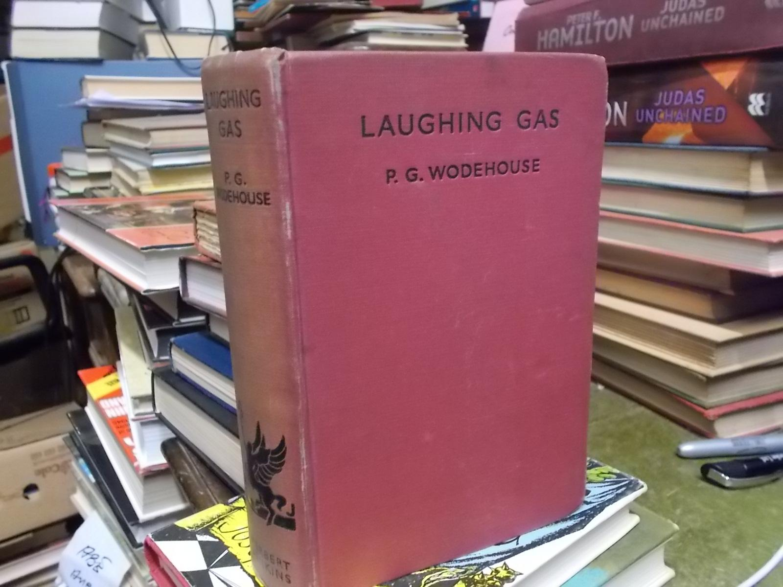Laughing Gas Wodehouse, P.G. Good Hardcover internally clean copy. worn edges. brown faded end paper. Please see uploaded photos. For more information, please contact us.