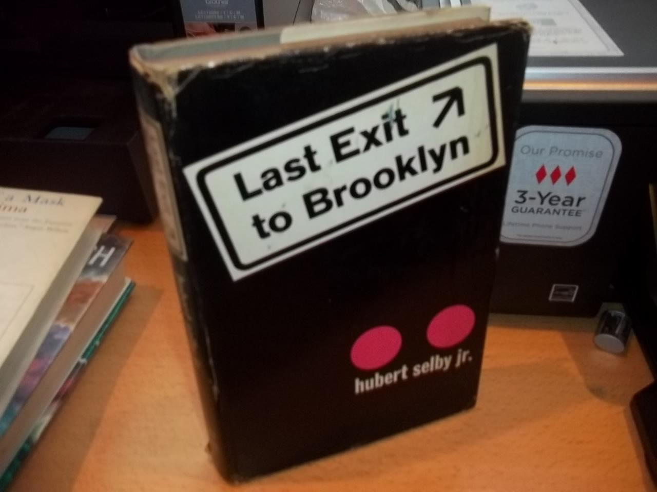 Last Exit to Brooklyn Selby, Hurbert Jr. Good Hardcover