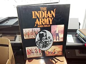 The Indian Army: Mollo, Boris