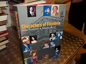 Characters of Fitzrovia: Rowe, Marsha; Pentelow, Mike