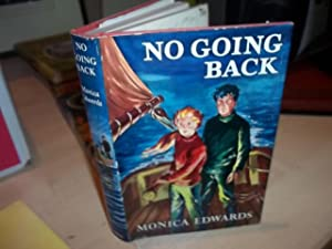 No Going Back: Edwards, Monica (signed)