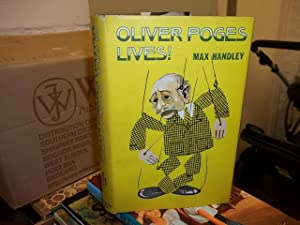 Oliver Poges Lives!: Handley, Max
