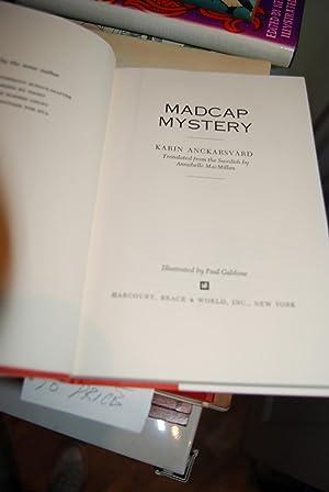 Madcap Mystery: Anckarsvard