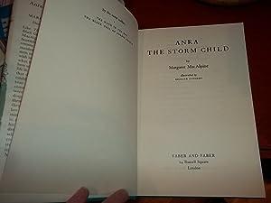 Anra The Storm Child: Macalpine, Margaret