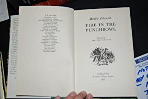 Fire in The Punchbowl: Edwards, Monica