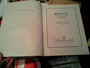 Britain in Verse and Sketch: Searle, Lindley