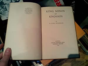 King Minos Of Knossos: Windeler, Cyril
