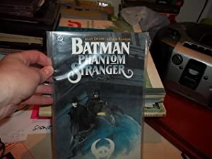 Batman Phantom Stranger