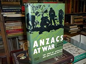 Anzacs At War: Laffin, John