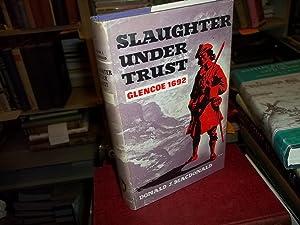 Slaughter under Trust, Glencoe 1692: Macdonald, Donald