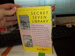 Secret Seven Win Through: Blyton, Enid