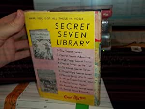 Secret Seven Adventure: Blyton, Enid