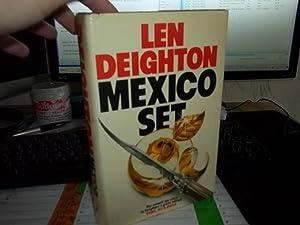 Mexico Set: Deighton, Len