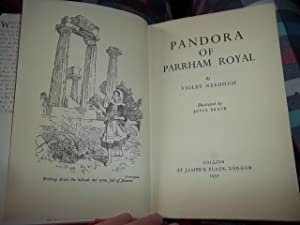 Pandora of Parrham Royal: Needham, Violet
