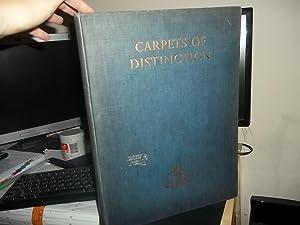 Templeton present Carpets Of Distinction