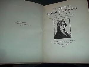 Turner's Golden Visions: Hind, Lewis