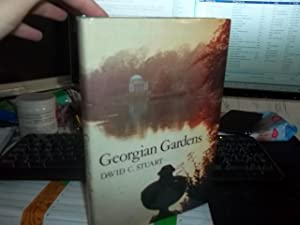 Georgian Gardens: Stuart, David C.