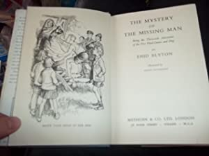 The Mistery Of The Missing Man: Blyton, Enid